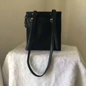 Street Level Black Tall Crossbody